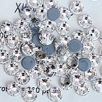 Стразы Crystal Stone(HF).Цвет Crystal ss12(3-3,2mm).Цена за 100шт