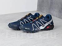 Мужские кроссовки Salomon  Speedcross black
