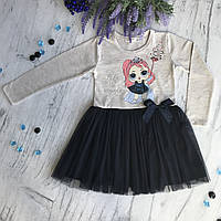 Платье на девочку Breeze Лол 21. Размеры 98 см, 104 см, 110 см