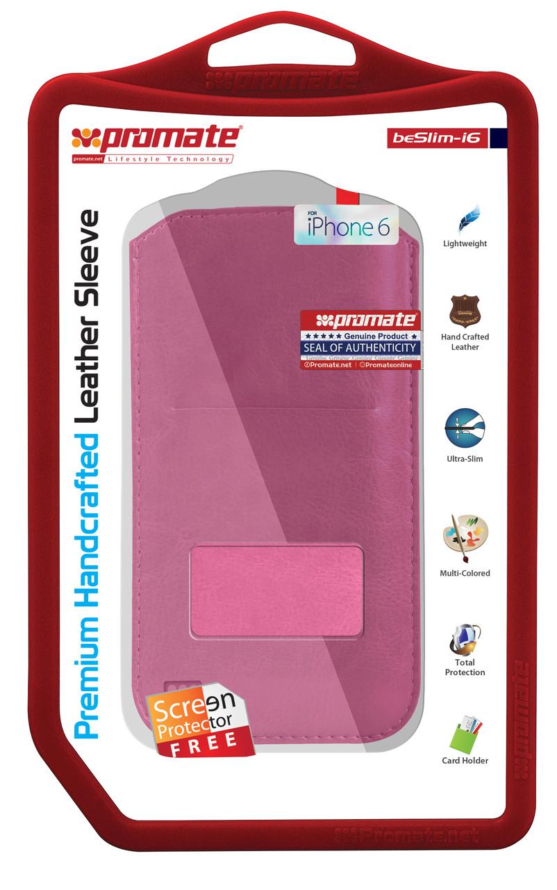 Чехол для iPhone beSlim-i6 Pink