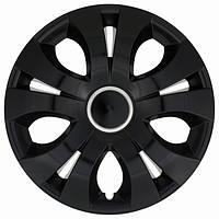 Колпаки на колеса R 17 Топ Ринг (черные)