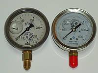 Манометр 0-250кПа-2,5 общетехнический виброустойчивый (глицеринонаполненный)