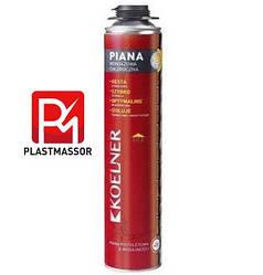 Пена монтажная полиуретановая KOELNER RPP-45-K 750мл