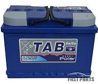 Аккумулятор TAB Polar Blue 6СТ-75 R+