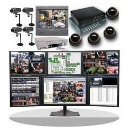 Камеры видеонаблюдения, сигнализации, охранные системы, замки