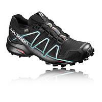 Мужские кроссовки Salomon  Speedcross black blue