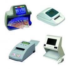 Лічильники банкнот і детектори валют