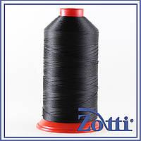 Нитки для производства (черные) - Polyart (Ozen - Турция)