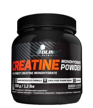 Olimp Labs Creatine monohydrate 550g