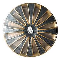 Колпаки на колеса R 15 ДЖМК Gold