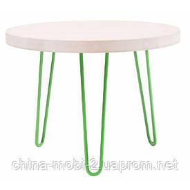 Ножки для стола металлические 2Rod. Высота h360мм