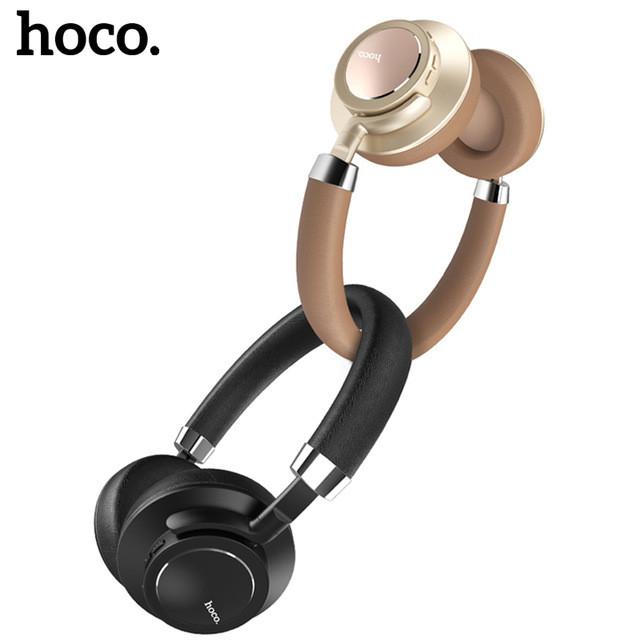 Беспроводные наушники с микрофоном Hoco W10 Cool Yin Wireless Headphone
