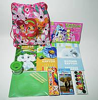 Подарок выпускнику детского сада Эконом для девочек.