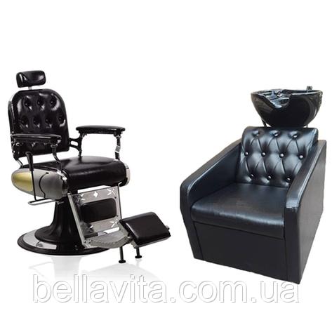 Комплект парикмахерской мебели Vincent, фото 2