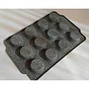 Форма для выпечки кексов (12 шт) Maestro MR-1128-12, фото 3