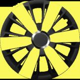 Ковпаки на колеса R 15 Ардженто жовті