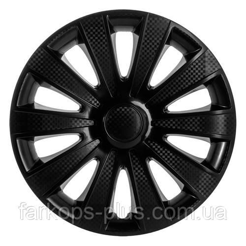 Колпаки на колеса R 14 Карат (Черные)