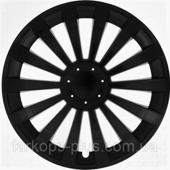 Колпаки на колеса R 14 Меридиан (Черные)