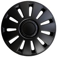 Колпаки на колеса R 15 Сильверстоун (Черные)