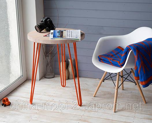Ножки для стола металлические 3Rod. Высота h510мм, фото 2