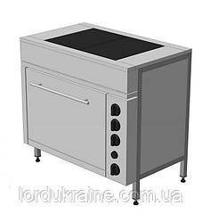 Плита электрическая промышленная с духовкой ЭПК-2ШБС (стандарт) ТМ ЭФЕС