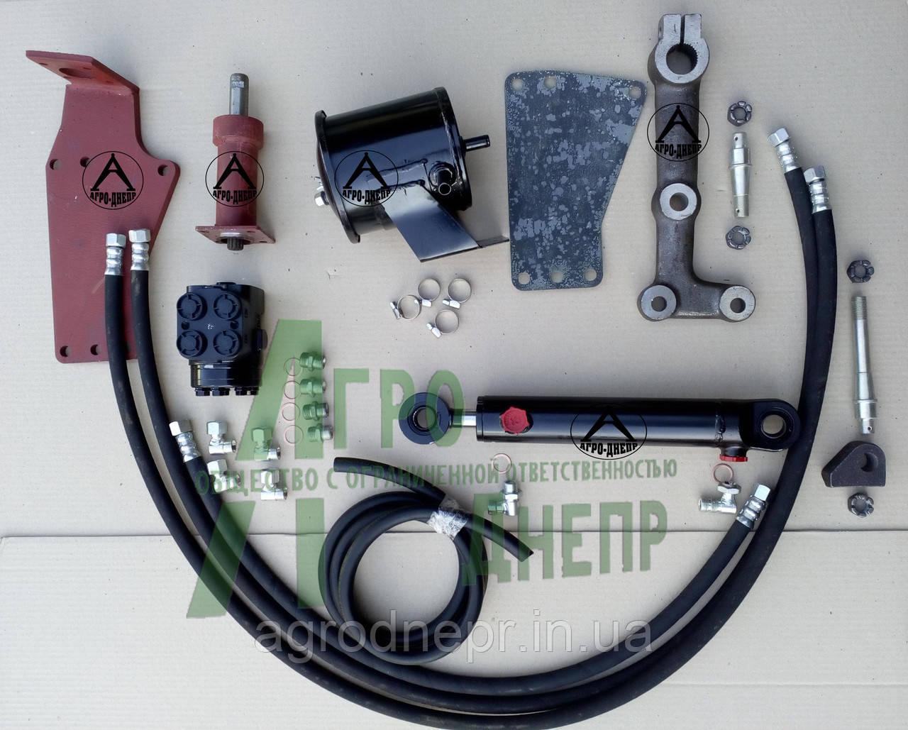 Управление рулевое гидрообъемное (с дозатором) на трактор ЮМЗ 8040-3400005-Б