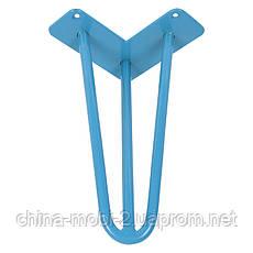 Ножки для стола металлические 3Rod. Высота h360мм, фото 2