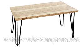 Ножки для стола металлические 3Rod. Высота h360мм, фото 3