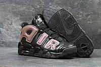 Женские кроссовки Nike Air More uptempo черно медные