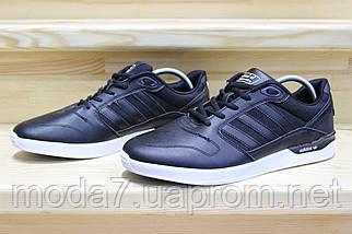 Мужские кроссовки Adidas черные реплика, фото 2