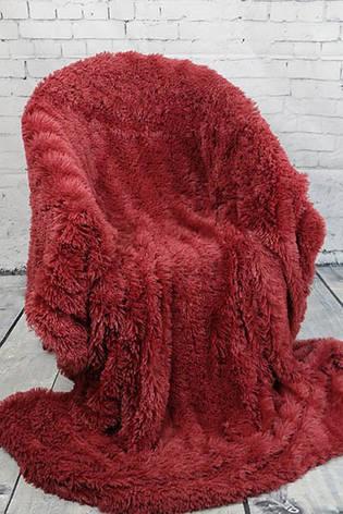 Плед с длинным ворсом, фото 2