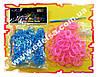 Купить в Харькове Набор резиночек Rainbow Bands одноцветные и крючок