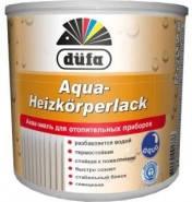 Эмаль düfa AQUA-HEIZKORPERLACK для отопительных приборов белая 0,75л