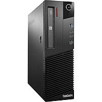 Системный блок Lenovo ThinkCentre M93p SFF i5-4670 8GB DDR3 1TB HDD GT620 1GB WiFi, фото 1