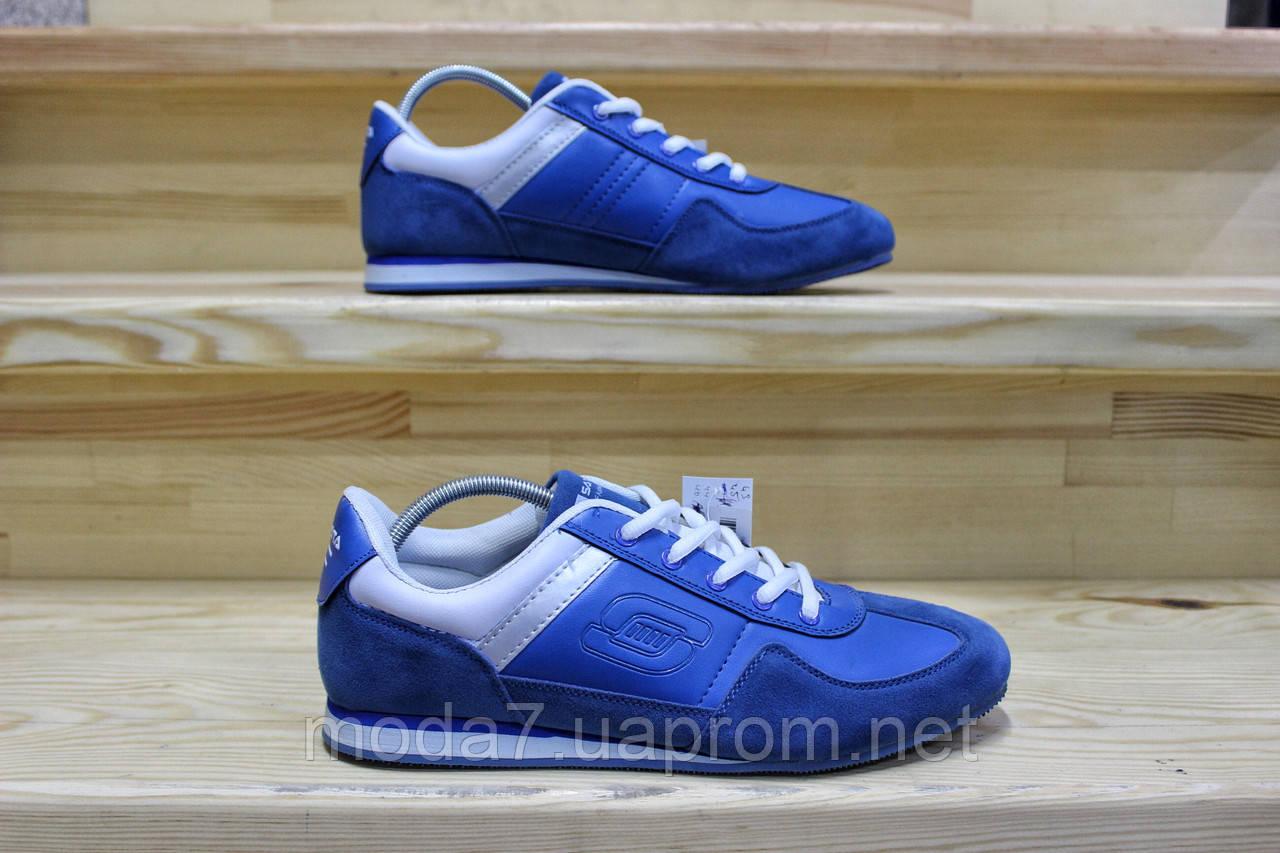 Мужские кроссовки Sayota голубые