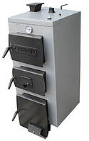 Котел твердотопливный Carbon Lux - 12-15 кВт