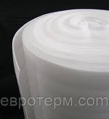 Подложка теплоизаляционная (Пенополиэтелен) 2мм (100 м2. рулон)