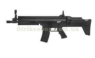 Штурмова гвинтівка SCAR-L Black  D-Boys SC-01 BLK