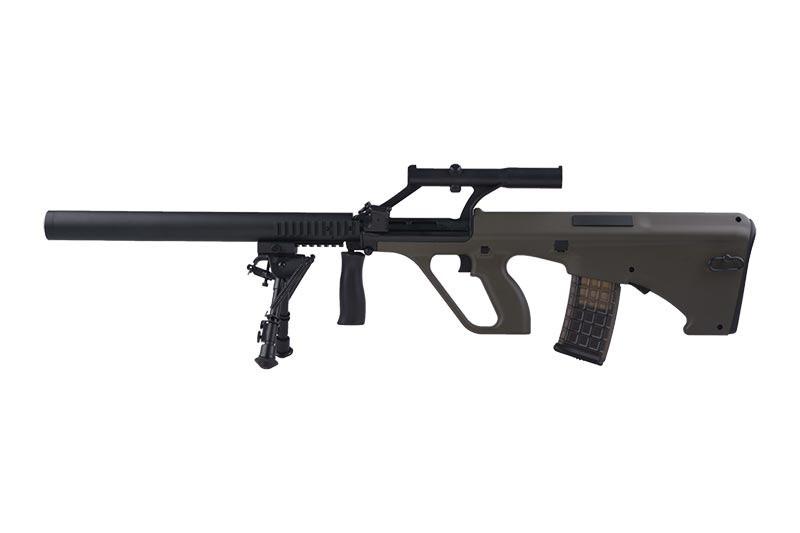 Штурмова гвинтівка Snow Wolf AUG SW-20AM