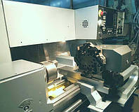Токарный станок 16Б16Т101Ф3 (D320х750) с ЧПУ WL4Т («West Labs» LTD), после капитального ремонта и модернизации