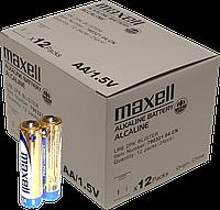 Алкалайновая батарейка АА Maxell LR6 2 шт. BLISTER(8 грн 95 коп за 1 шт./215 грн за 24 шт.)