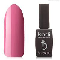 Гель лак Kodi  №01P,приглушенный бордово-малиновый