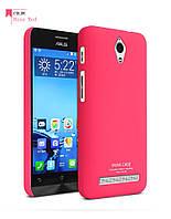 Пластиковый чехол Imak для Asus Zenfone C ZC451CG розовый