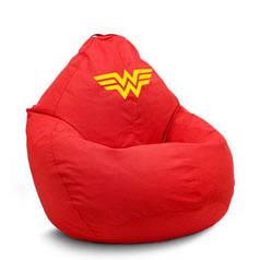 "Кресло мешок груша ""Wonder Woman"""