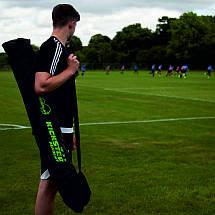 Тренировочные разборные ворота Quickplay Kickster Academy -  5 x 2 м, фото 3