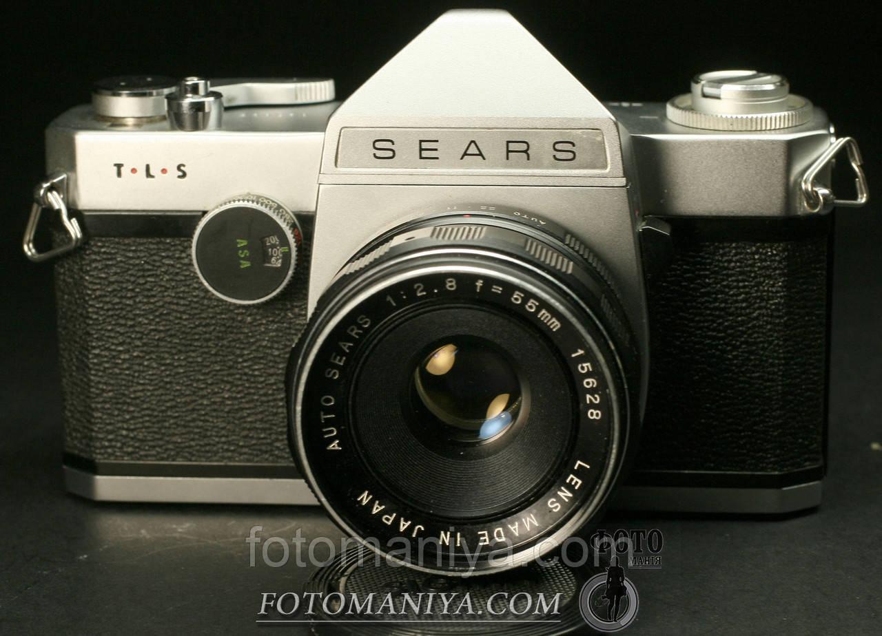 Sears TLS auto Sears 55mm f2.8