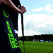 Тренировочные разборные ворота Quickplay Kickster Academy -  5 x 2 м, фото 4
