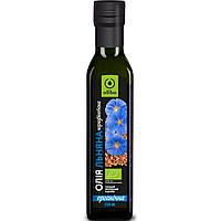 Льняное масло органик холодного отжима Olibo (EcoOlio), 250 мл