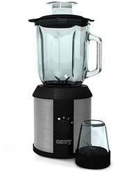 Блендер - кофемолка стационарный 1,3л, 1500 Вт, 2 уровня скорости Camry CR 4058