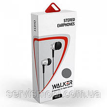 Наушники Walker H310 black/grey